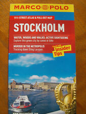 Stockholm Marco Polo Pocket Guide by Marco Polo (Mixed media product, 2012) NEW