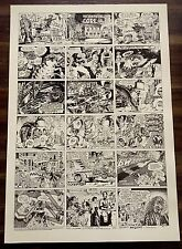 Zap Comix #12 Poster: R. Crumb Griffin Williams Moscoso Spain Wilson Shelton