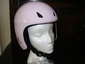 Pink SKI HELMET Size XS 48-52 CMS New