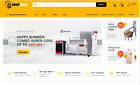 Drop shipping, Health Store eCommerce Responsive website/ Free Set up/ Hosting 