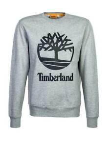 NEW Timberland Mens Crew Sweatshirt Original -  RRP £75