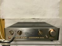 Luxman L-410 Stereo Integrated Amplifier