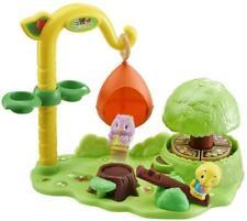 Klorofil 700202 Spielzeug Aktivitätsspielzeug Figuren Schaukel Nest