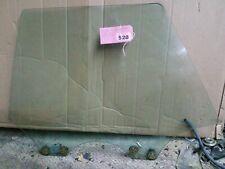 SUBARU Outback 1996 5DOOR  REAR LEFT DOOR  WINDOW GLASS 43r000711