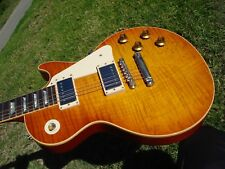 2010 Gibson Les Paul Historic 60 1960 50th Anniversary R0 Gold Book  1 of 500