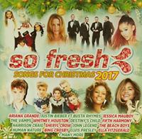 So Fresh - Songs For Christmas 2017 [New & Sealed] 2 CD