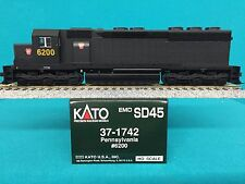 37-1742 Kato HO Scale SD45 Engine Pennsylvania NIB