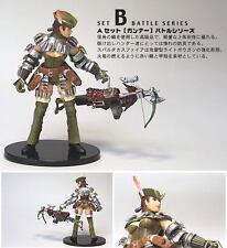 Monster Hunter Figure Collection elaborate hunting B SET Gunner Battle series