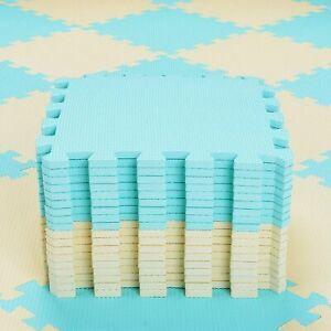 QQPP Mat Soft EVA Foam Baby Play Mats For Floor, Jigsaws Puzzle Board RRP £27.99