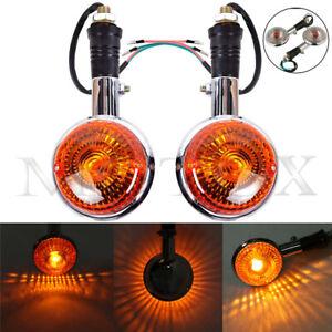 Fit For V-MAX1200/V-star/Virago XVS400/650/1100 Turn Signal Light Indicator Lamp