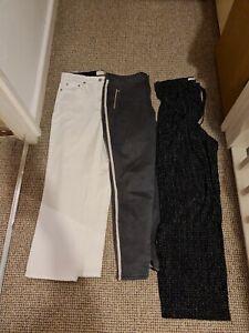 Ladies trousers bundle size 14