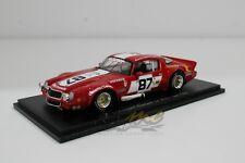 Spark S2604 Chevrolet Camaro LM Test 1980 1/43 #NEW