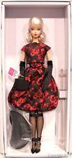 BARBIE ELEGANT ROSE COCKTAIL DRESS SILKSTONE NRFB - model doll collection Mattel