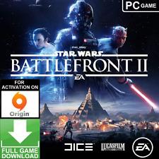 Star Wars Battlefront II 2 2017 PC Origin Key [NO CD/DVD] FAST DELIVERY!!! [FPS]