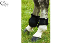Ekkia Comfort Fetlock Boots Horse Shock Absorb Protection Colours Size FREE P&P
