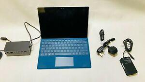 Microsoft Surface Pro 4 12,3, Intel Core i5, 256GB, 8GB RAM + Microsoft Dock!