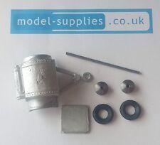 SLMC #8 Army Water Bowser (copy of Dinky 151D) white metal kit