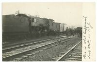 RPPC New York Central Railroad Wreck ST JOHNSVILLE NY Real Photo Postcard 2