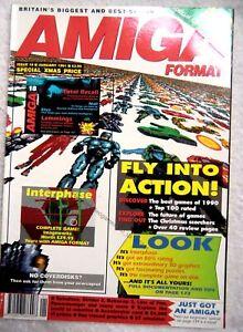 75811 Issue 18 Amiga Format Magazine 1991