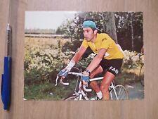wielerkaart   team faema    eddy merckx