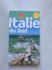 ITALIE DU SUD GUIDE TOURISTIQUE 2015/16  LE PETIT FUTE NEUF  ITALIE.