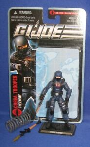 "GI Joe Cobra Trooper 4"" Action Figure 2010 Loose Complete Pursuit POC Hasbro"