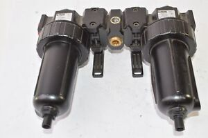 Parker Pneumatic 12F47HC, 07F47BCP Coalescing Filter Assembly