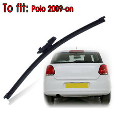 "VW POLO 2009-on Exact Fit Rear Wiper Blade Quality 11""G"