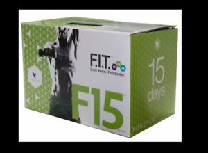 Forever Living FIT-15 -Choose Your Level-Shake and Gel Flavor