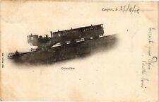 CPA Langres - La Cremaillere (270368)