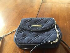 NEw Vera Bradley Crosstown Crossbody Classic Navy Purse Handbag