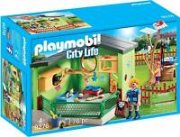 Playmobil 9276 City Life Pet Hotel Purrfect Stay Cat Boarding