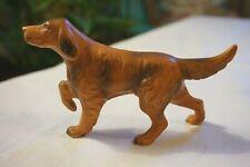 Vintage Irish Setter Dog Figurine - Made in Japan - On Point