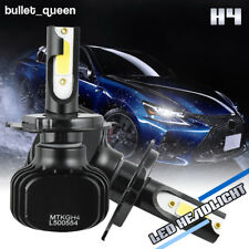 H4 9003 LED Headlight Kit Hi/Lo Beam For Suzuki Aerio Grand Vitara Swift Vitara