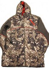 Old Navy Boys Jacket Grey Camo Coat XXL mssing zip-in liner