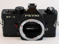 Selling For Parts or Repair PETRI MF-3 Body Only 35mm Film Camera Not Tested