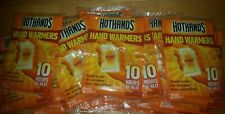 HotHands Hand Warmers Hours Heat Hot Hands 19 Packs 2 per Pack Exp. 03/2020