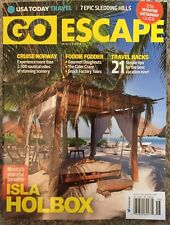 Go Escape Isla Holbox Cruise Norway Foodie Fodder Winter 2016 FREE SHIPPING