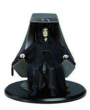 Attakus Star Wars: Elite Collection: Emperor Palpatine Resin Statue NEW