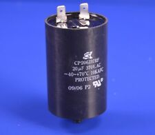 Sk Motor Start Run Capacitor 20uf F Mf Mfd 370vac 10kafc Protected Pn Cp206j3
