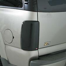 2-Piece Smoke Tail Light Covers for Chevrolet 1995 - 2005 Chevy S-10 Blazer