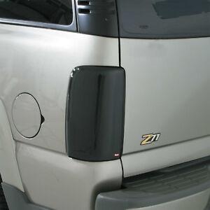 2-Piece Smoke Tail Light Covers for 1996 - 2001 Oldsmobile Bravada