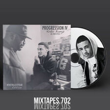 Kirko Bangz - Progression 4 Mixtape (Full Artwork CD/Front/Back Cover)