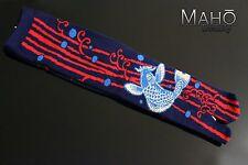 JAPANESE tabi split toe socks geta kimono flip flop CARP Koi samurai MEN 25-27cm
