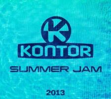 Various - Kontor Summer Jam 2013 - CD