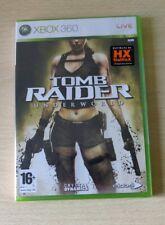 XBOX 360 Tomb Raider underworld ITALIANO NUOVO SIGILLATO PERFETTAMENTE