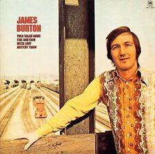 James Burton - James Burton [New CD] Japanese Mini-Lp Sleeve, Rmst, SHM CD, Japa