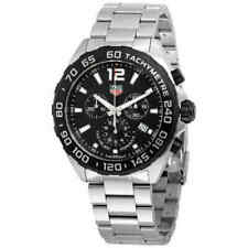 New Tag Heuer Formula 1 Chronograph Black Dial Men's Watch CAZ1010.BA0842