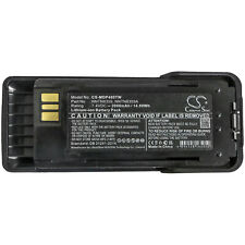 Batterie 2000mAh NNTN8359 NNTN8359A Pour Motorola DP4000ex DP4401ex DP4801ex