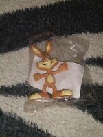 Figurine publicitaire : Le lapin Nesquik en sachet d'origine.